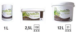 Packaging DÉFI nature Plant-based paint