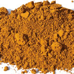 Pigments Natural Mineral Natural yellow No. 80
