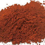 Pigments Natural Mineral Apricot ochre