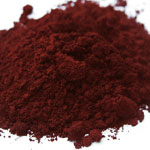 Pigments Natural Mineral Van Dyck red