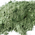 Pigments Natural Mineral Green earth HC
