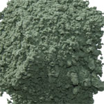 Pigments Natural Mineral Brentonico green earth