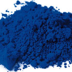 Pigments Synthetic Mineral Dark ultramarine blue No. 2