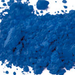 Pigments Synthetic Mineral Dark ultramarine blue No. 4
