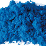 Pigments Synthetic Mineral Extra fine ultramarine blue