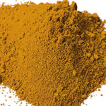 Pigments Synthetic Mineral Yellow 72 (iron oxide)