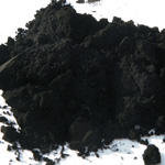 Pigments Synthetic Mineral Noir intense (granulés)
