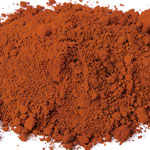 Pigments Synthetic Mineral Ochre HC 8960 (iron oxide)