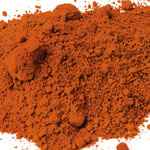 Pigments Synthetic Mineral Terracotta (iron oxide)